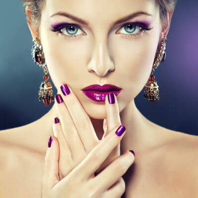 what are the hottest nail polish colors right now?